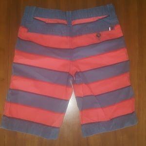 Tommy Hilfiger Bottoms - Hilfiger Striped Chino Shorts